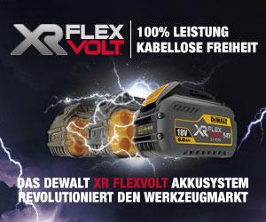 DeWalt Flex Volt