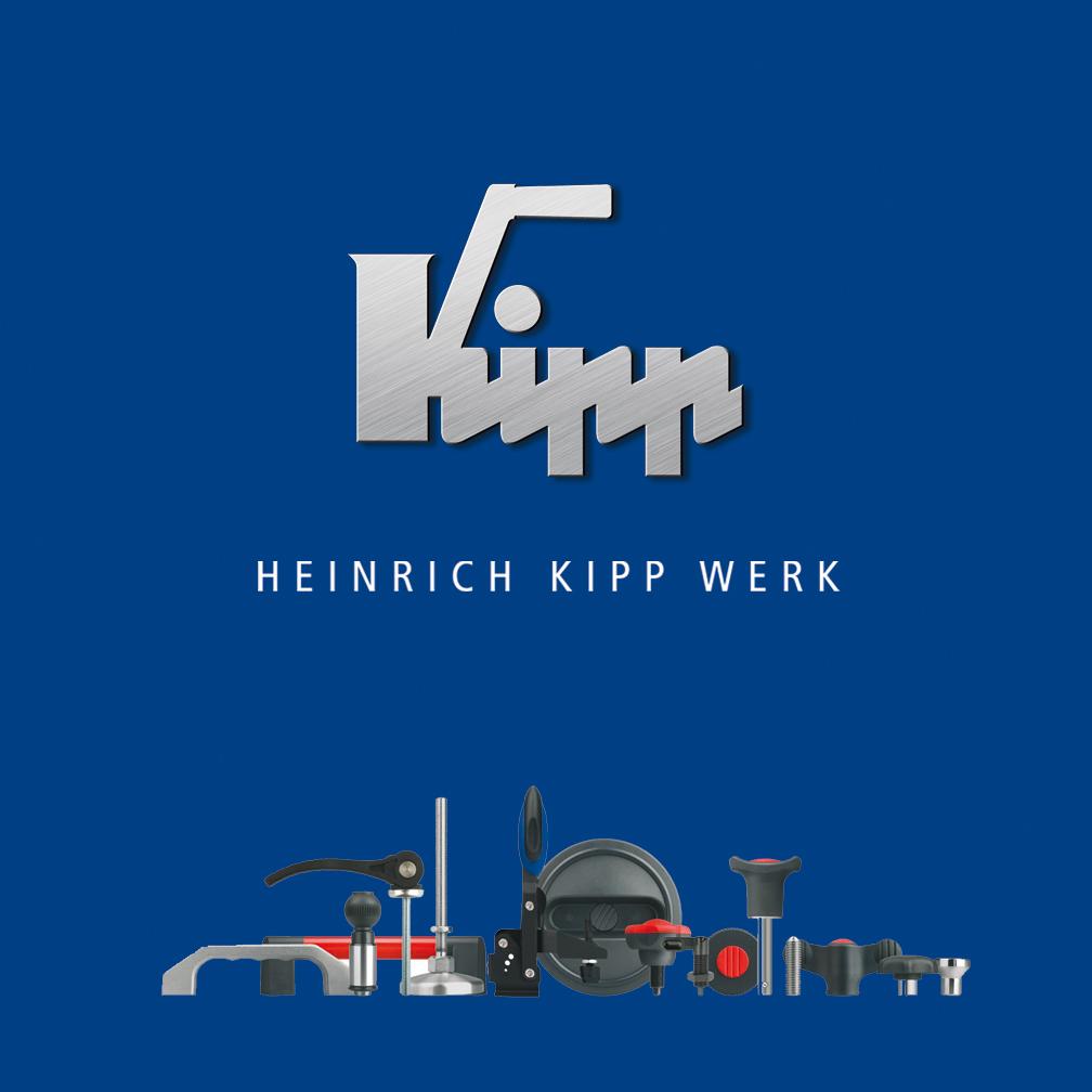 KIPP Bedienteile   Normteile